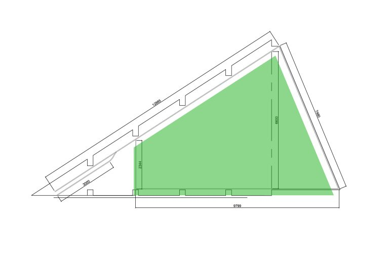 Studiogroundplan_green