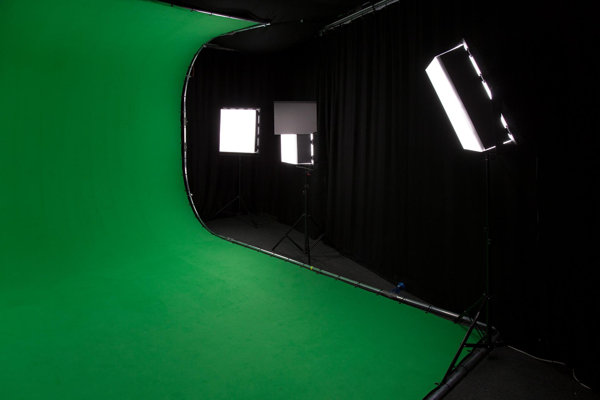 Studio Seitenansicht